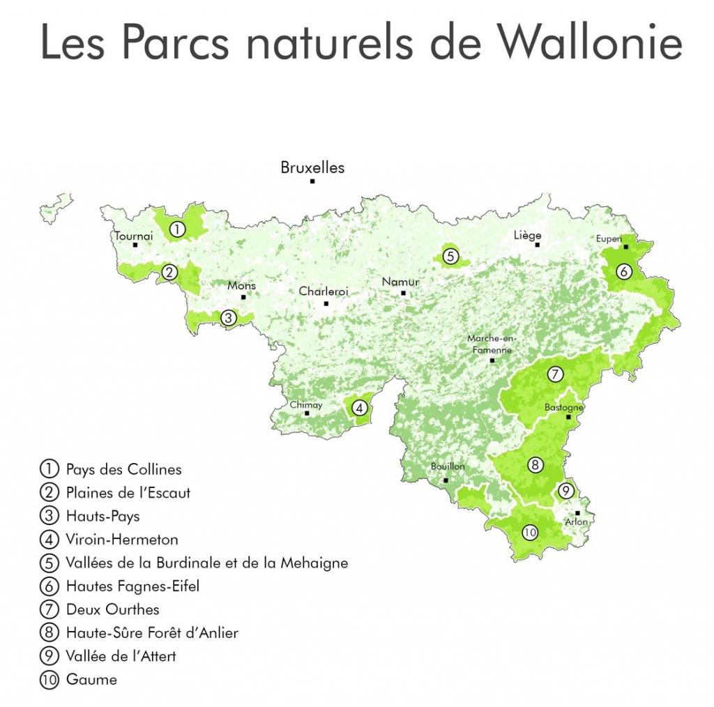 Carte 10 PARCS WALLONS 72dpi