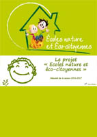 ecole nature eco 2018