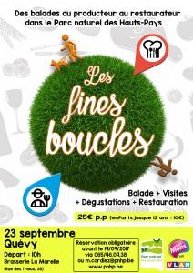"""Fine boucle - Quévy @ Restaurant """"La Marelle""""   Quévy   Wallonie   Belgique"""
