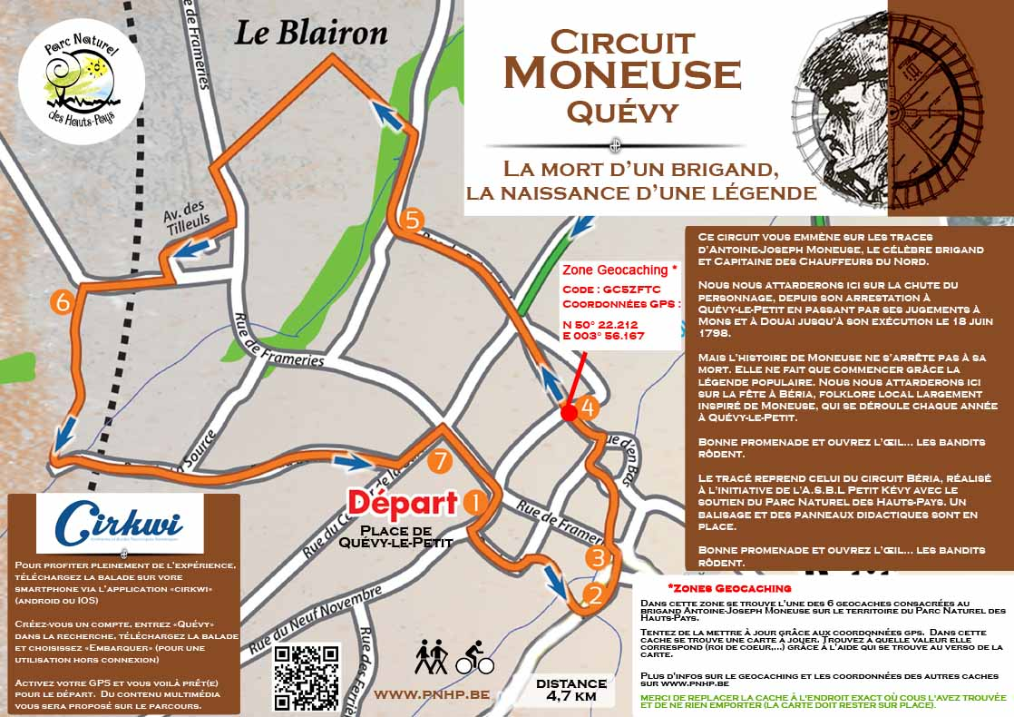 carte balade moneuse quévy site