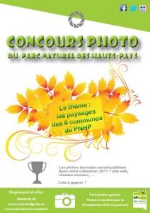 Date limite pour notre concours photo