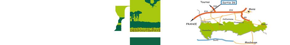 Parc naturel des Hauts-Pays Logo