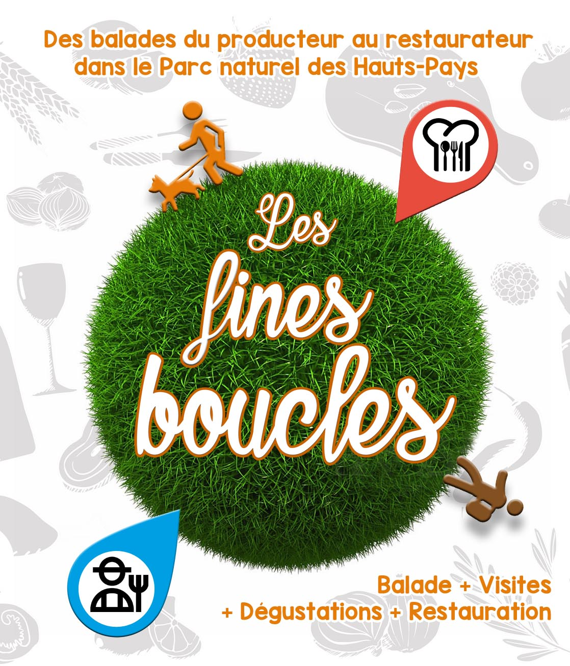 affiche fines boucles article site