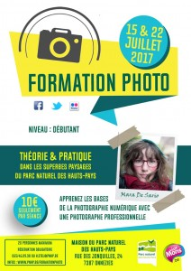 Formation photo @ Maison du Parc naturel des Hauts-Pays | Honnelles | Wallonie | Belgique