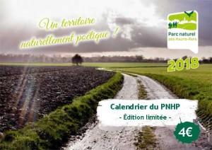 affiche vente calendrier 2018 pnhp paysage site net