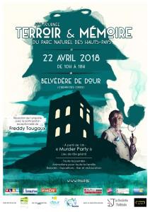 """4ème journée """"Terroir et Mémoire"""" @ Belvédère de Dour   Dour   Wallonie   Belgique"""