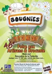46eme foire aux artisans & brocante @ Bougnies | Bougnies | Wallonie | Belgique