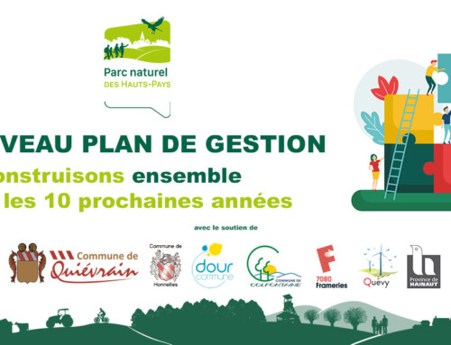 Plan de gestion : construisons l'avenir du Parc naturel des Hauts-Pays ensemble !