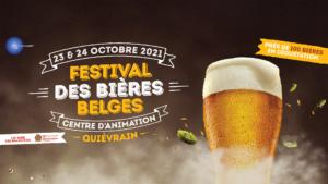 Festival des Bières Belges @ Centre d'animation