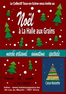 Noël à la Halle aux Grains @ La Halle aux Grains